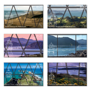 2018_Lighthouse_Stamps_Set