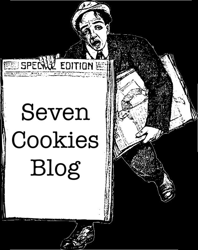 Seven Cookies Blog graphic.