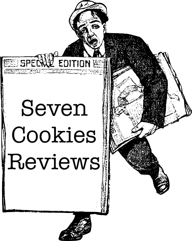 Seven Cookies Reviews graphic.