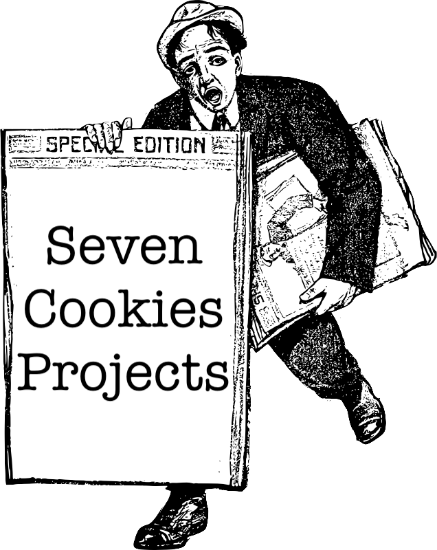 Seven Cookies Projects graphic.